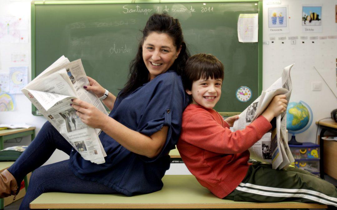 Prensa-Escuela convoca o concurso ao Mellor Xornalista Infantil e Xuvenil do 2014