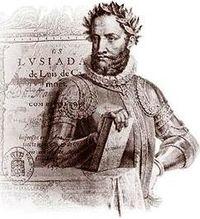 """A noticia do día en Lisboa en 1572 foi que se publicou o poema épico """"Os Lusiadas"""", de Camöes"""