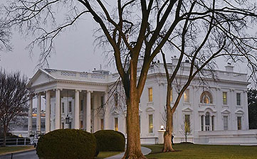 O español desaparece da web da Casa Branca