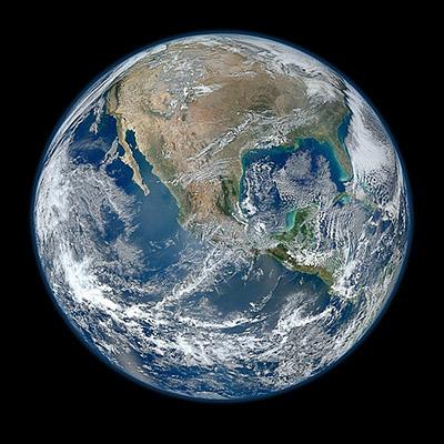 ¿Cómo se vería la Tierra dentro de 200 años?