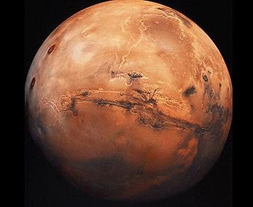 ¿Como evolucionó Marte?