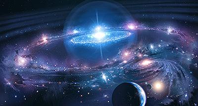 ¿Que hai ao redor do universo?