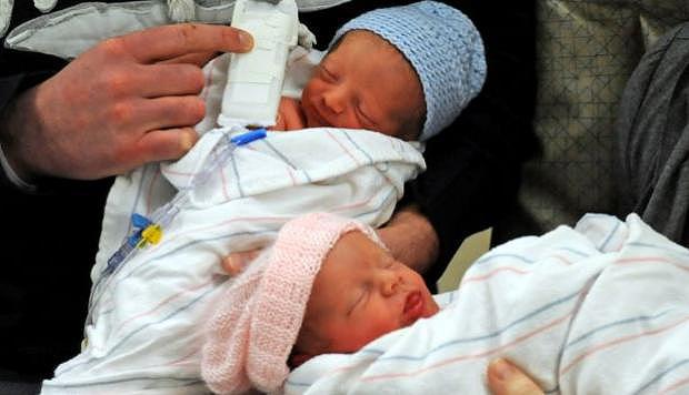 ¿Cantos bebés nacen nun ano no mundo?
