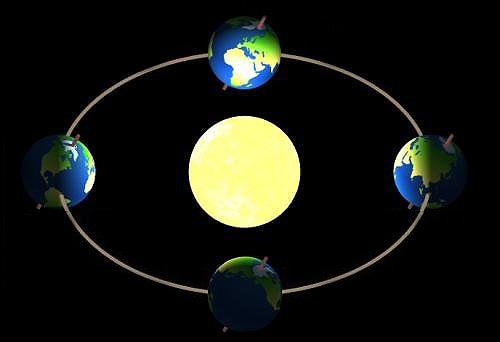 Empieza la primavera en el hemisferio norte, aunque el equinoccio se produjo ayer a las 23,59 horas de nuestro horario