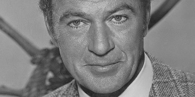 Gary Cooper, un dos actores de Hollywood máis popular e máis premiado, morreu en 1961 aos 60 anos
