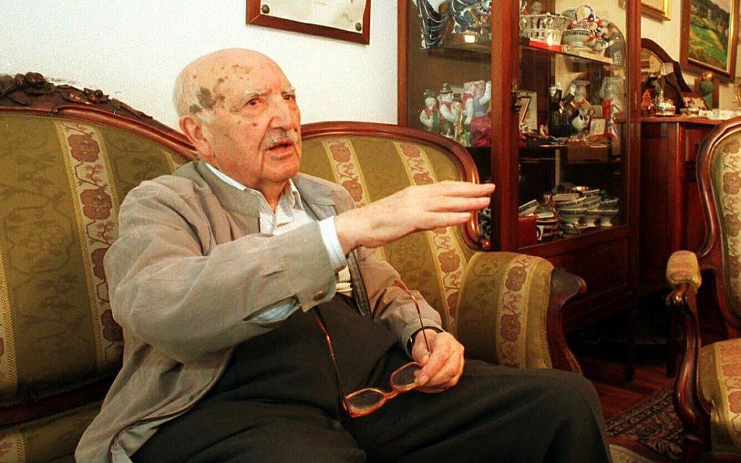 Este ano o Día das Letras Galegas está dedicado a Antón Fraguas, autor de numerosos artigos de xeografía e etnografía