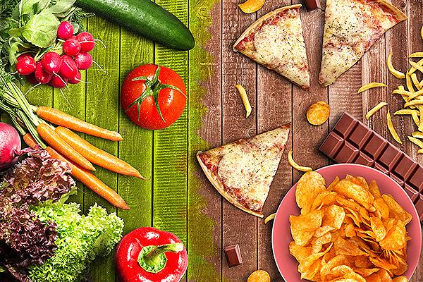 Comer bien o comer mal, esa es la cuestión Autora: Susana Pérez Castelo