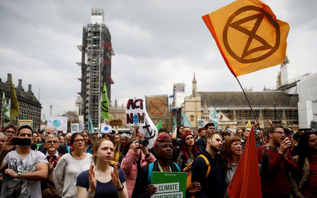 España exponse declarar a situación de emerxencia climática O Reino Unido e Irlanda convertéronse nos primeiros países do mundo en tomar este tipo de medidas