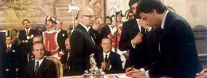 El Tratado de Adhesión de España a la entonces Comunidad Económica Europea se rubricó al fin en Madrid en el año 1985