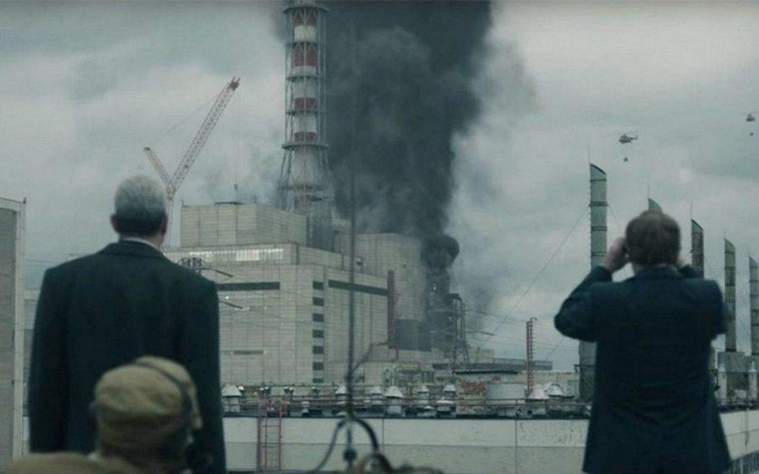 Chernóbil, un macabro escenario para «influencers» As redes sociais énchense de imaxes frívolas tomadas na zona do desastre nuclear de 1986