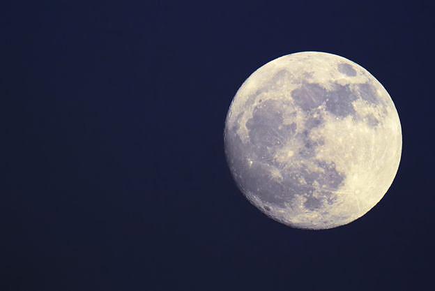 ¿De que está feita a Lúa? Xiana, 9 anos