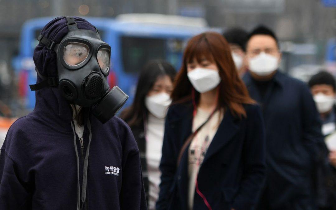 ¿Cantas persoas morren nun ano por contaminación ambiental? Antón, 11 anos