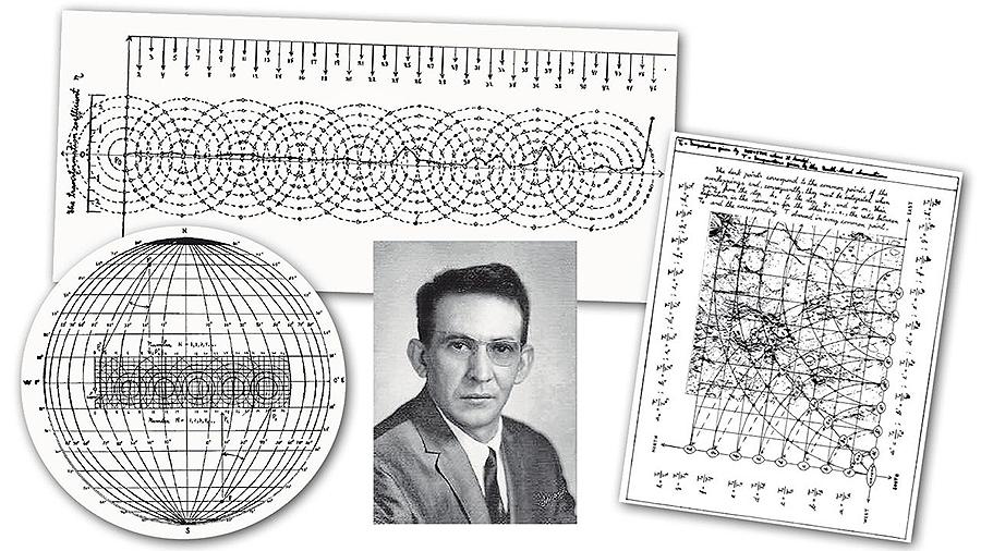 A chegada á Lúa planeouse en español O astrofísico venezolano Héctor Rojas realizou os cálculos matemáticos para que a aluaxe se fixese con seguridade. A NASA acaba de desclasificalos