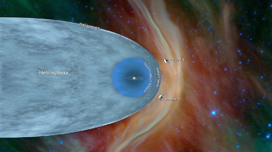 La humanidad conquista el espacio interestelar La comunidad científica desvela que la sonda Voyager 2, lanzada en 1977, ha salido del sistema solar