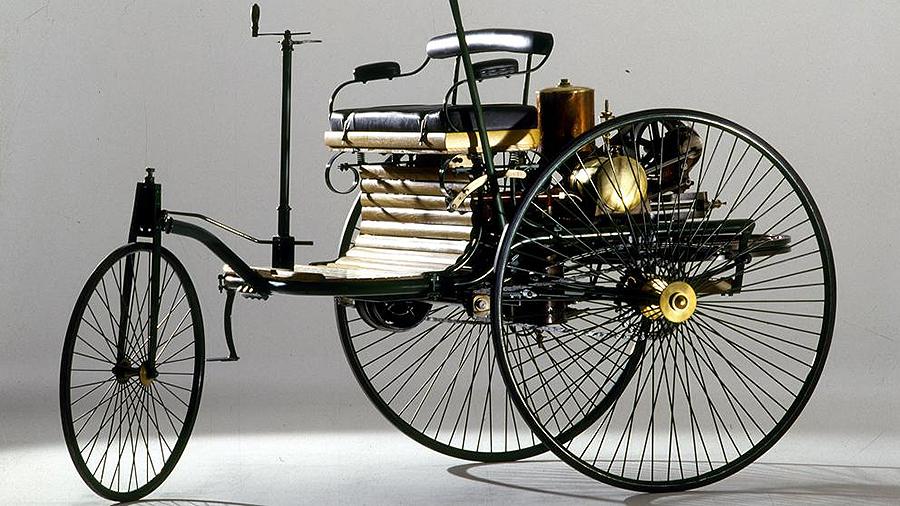 ¿Cuál fue el primer coche? Antía, 10 años