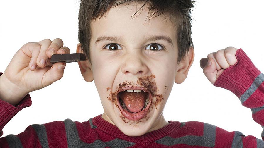 ¿Por qué a los niños les gusta tanto el chocolate, a mí especialmente? Ana María, 13 años