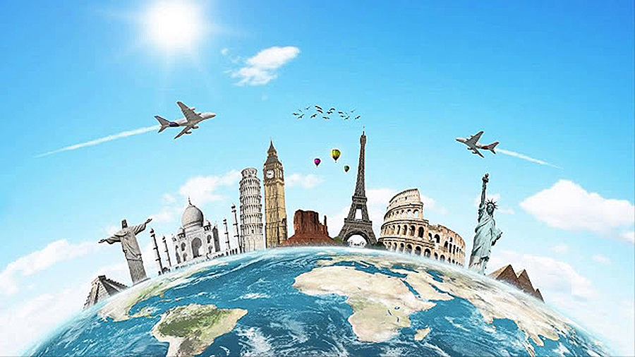¿Atopades máis traballo sabendo idiomas para poder viaxar a máis países? Claudia, 10 anos