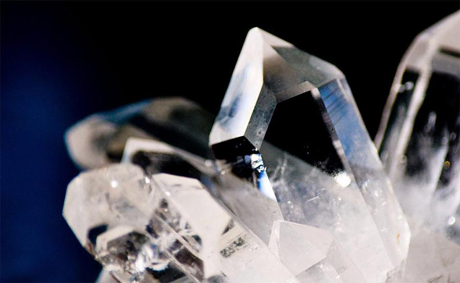 ¿De qué está hecho un cristal? Xiana, 11 años