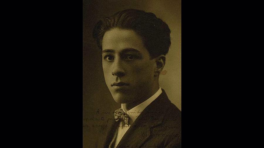 El compositor español Ernesto Halffter, que llegó a musicar poemas de Rafael Alberti y Rubén Darío, nació en 1905 en Madrid
