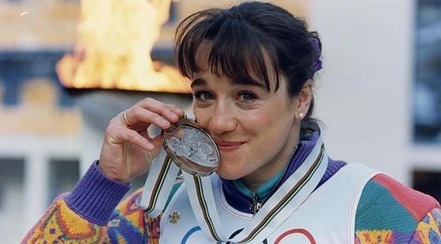 Blanca Fernández Ochoa consiguió en 1992 la medalla de bronce en la prueba de eslalom especial de los Juegos Olímpicos de Invierno, en Albertville