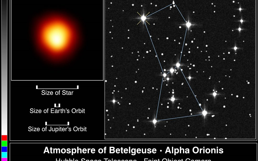 ¿SUPERNOVA BETELGEUSE?