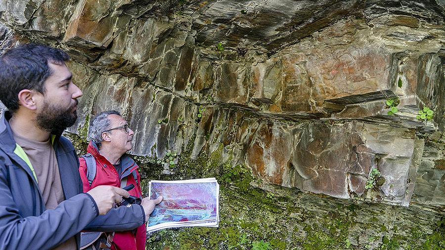La Xunta protege con la declaración BIC cuatro sitios arqueológicos de arte esquemático Patrimonio Cultural ponen en marcha el reconocimiento de la excepcionalidad de estos yaciemientos de Lugo y Ourense