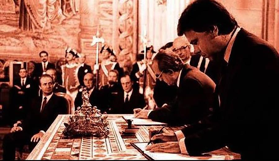 El socialista que abrió España a Europa El que fuera primer titular de Exteriores de Felipe González, entre 1982 y 1985, eliminó las restricciones de acceso a Gibraltar