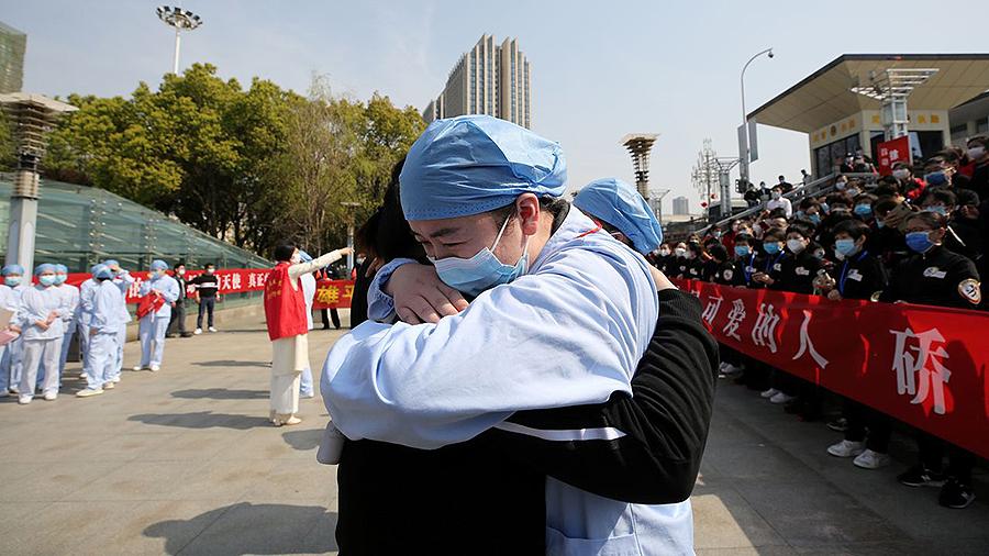 Primer día sin un solo contagio local en China desde el inicio de la crisis De los más de 81.000 diagnosticados hasta la fecha, 70.000 ya han recibido el alta