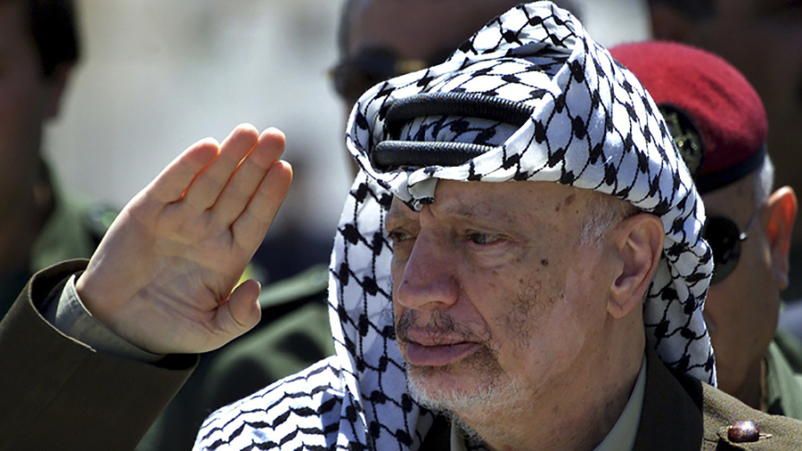 La Liga Árabe creó la OLP, Organización de Liberación de Palestina, en 1964 en Jerusalén