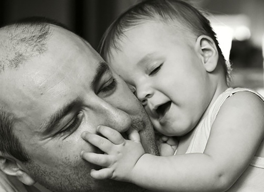 ¿Por que sentes tanto amor polos teus pais? Paula, 11 anos