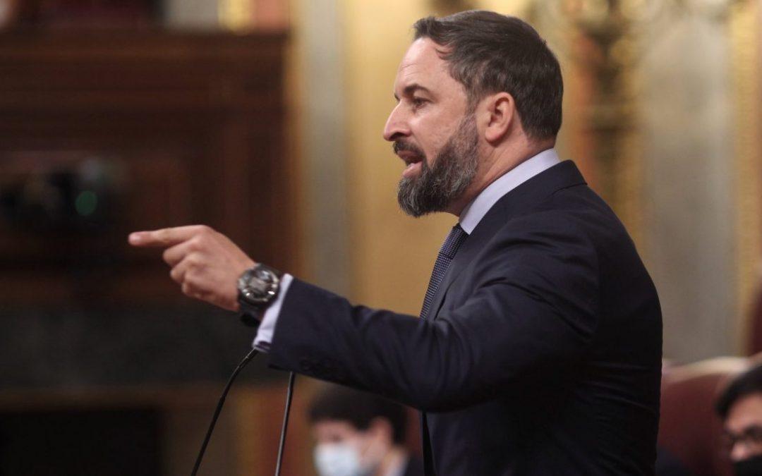 Moción de censura: cambiar de Gobierno sin urnas El partido de extrema derecha Vox intentó apartar al presidente Pedro Sánchez del poder, pero no consiguió los apoyos suficientes