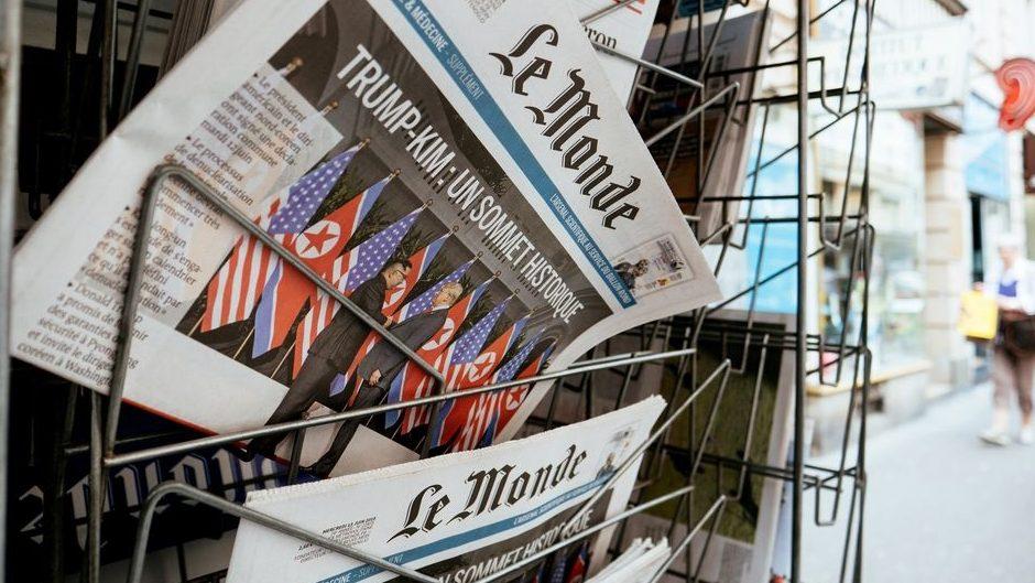 A iniciativa francesa que continúa levando a voz da prensa ás aulas Éducation aux Médias et à l'Information segue a estela do NIE estadounidense