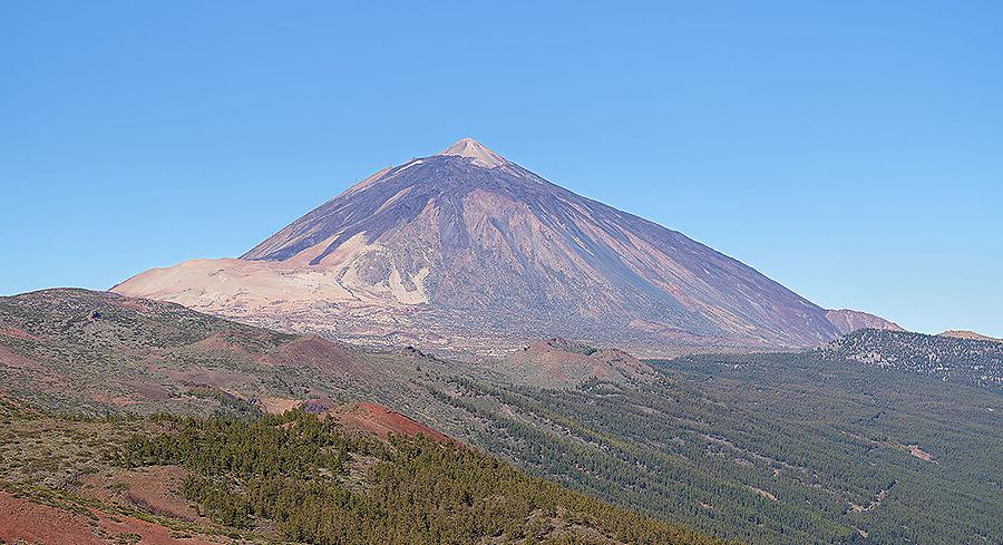 ¿Cuándo fue la última erupción del Teide? Saray, 11 años
