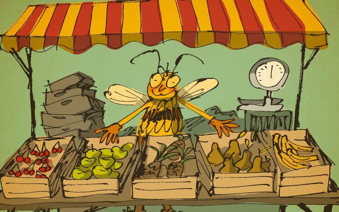 Operación Bee: proteger a las abejas Este insecto es el responsable de polinizar plantas de las que proceden casi dos tercios de la dieta humana