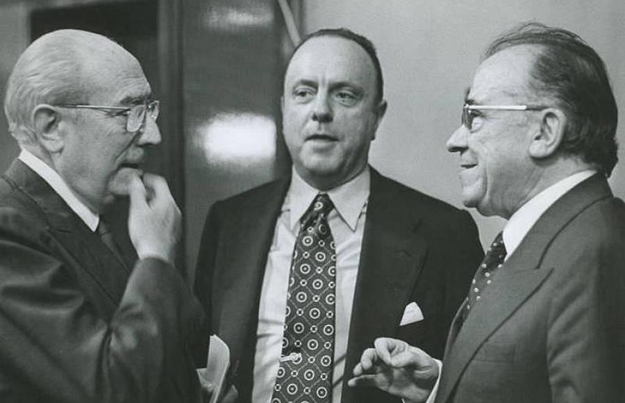 Hace 35 años que murió Enrique Tierno Galván, siendo alcalde de Madrid