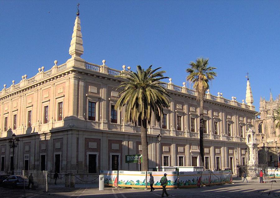 En 1503 se estableció por real decreto la Casa de Contratación de las Indias en Sevilla