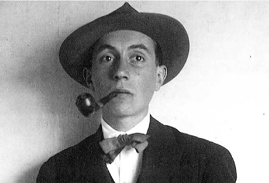 La muerte se llevó prematuramente en 1930 al poeta de Rianxo Manuel Antonio.