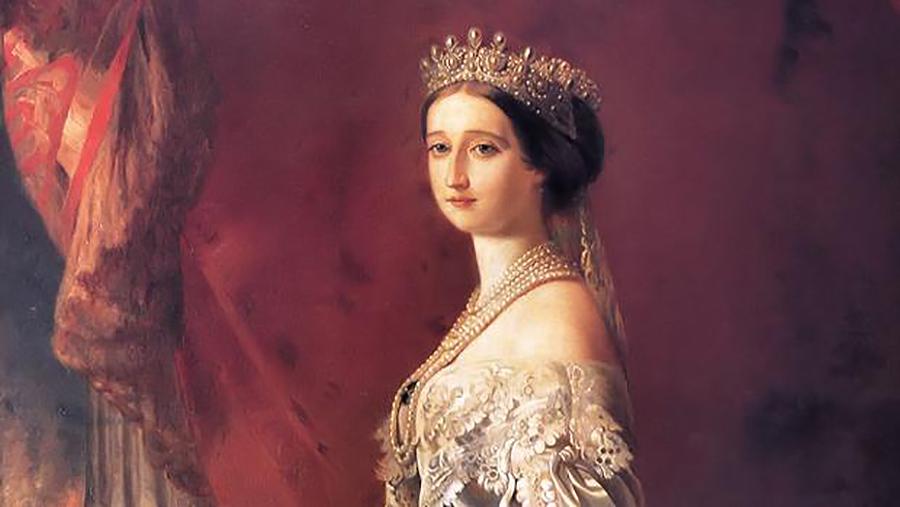Una bella granadina, Eugenia de Montijo, se casó en 1853 con Napoleón III, emperador de Francia