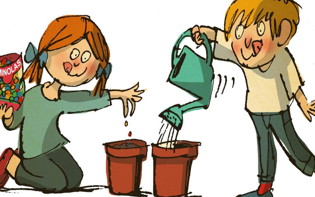 ¿Cómo puedo hacer un semillero? Cultivando nuestras propias hortalizas descubrimos cómo es la labor que desempeñan los agricultores, fundamentales para garantizar la soberanía alimentaria en la UE