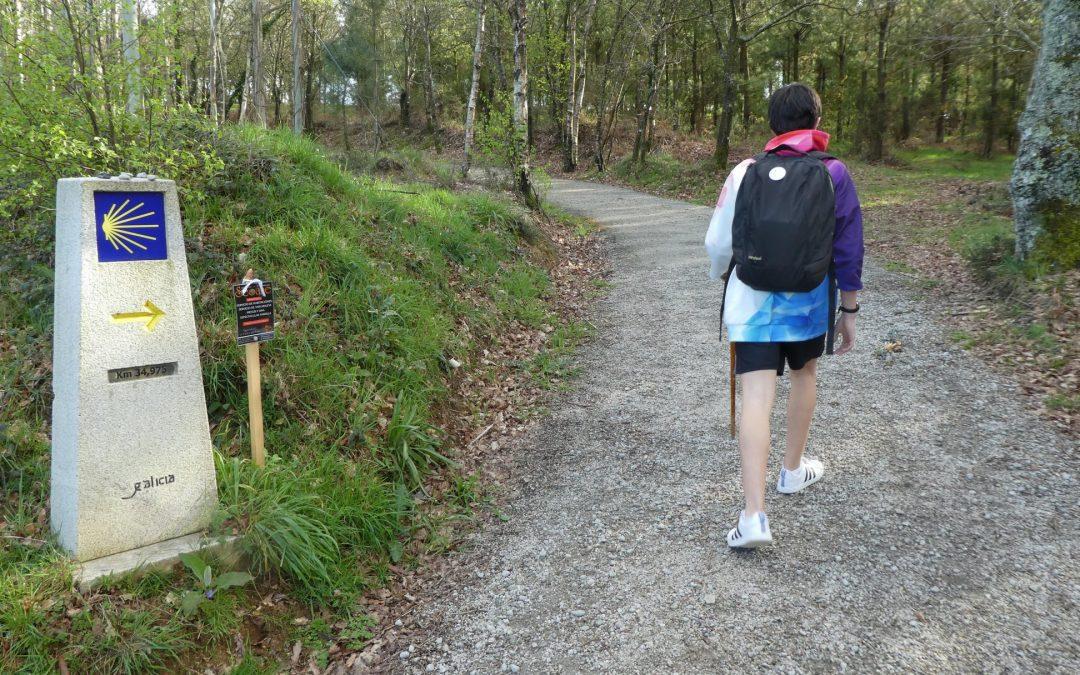 O Camiño que comeza en Inglaterra Aqueles que fan esta ruta poden arrancar a súa andanza dende A Coruña, dende Ferrol ou incluso dende moito máis lonxe para gozar de paisaxes únicas
