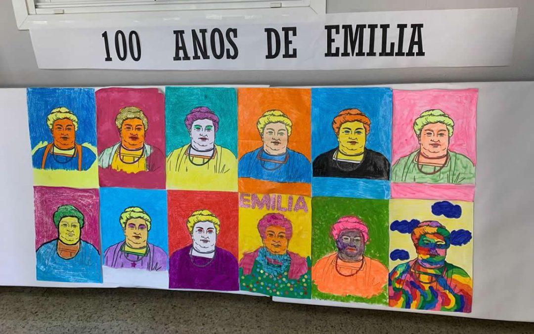 Los CEIP Emilia Pardo-Bazán descubren a la escritora a través de su feminismo Tres centros educativos de A Coruña, Vigo y Leiro llevan el nombre de la escritora que murió hace cien años