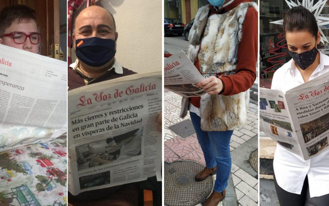 Las noticias locales, lo más leído del periódico