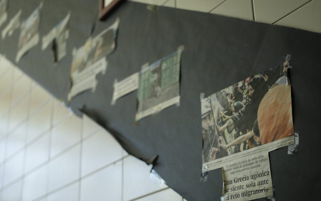 Opinar sobre o valor da noticia na escola Pautas para a reflexión co xornal como motivo de fondo