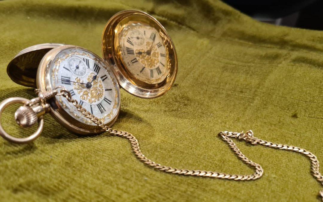 ¿Quién inventó el reloj analógico? Ester, 11 años. Del CEIP Grangel Mascaros, en Alcora (Castellón, Comunidad Valenciana)
