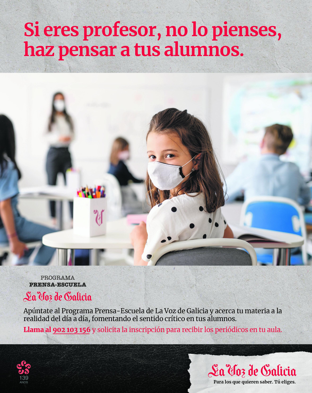 Apúntate al programa Prensa Escuela