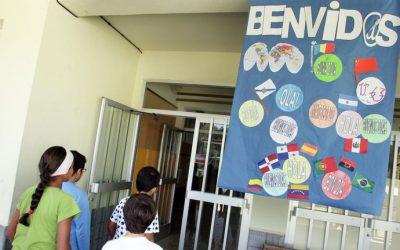 Un estudo constata a mingua do galego segundo avanzan as etapas do ensino A investigación alerta da perda do idioma nos espazos de socialización