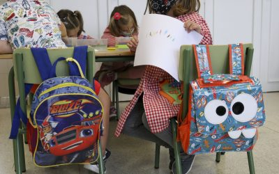 Los casos activos en colegios gallegos bajan a 69; hay 5 aulas cerradas